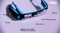 Optinvent ora1 smart glasses