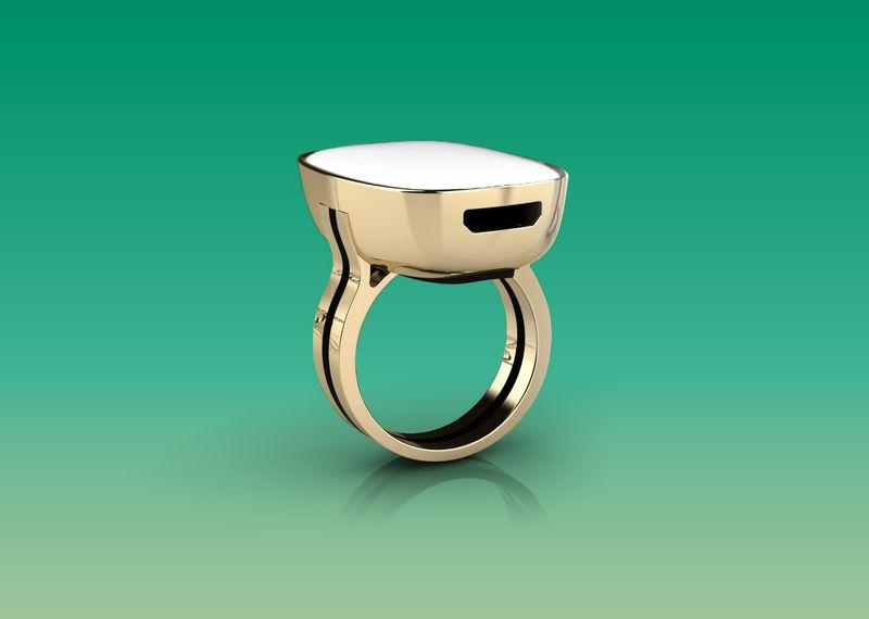 Moodmetrics ring