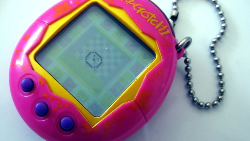 Tamagotchi-pet