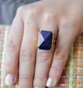 Ringly ring lapis