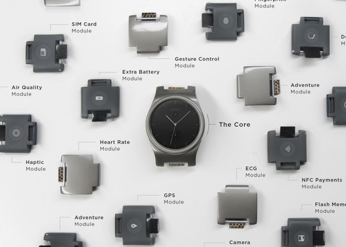 BLOCKS-Modular-Smartwatch