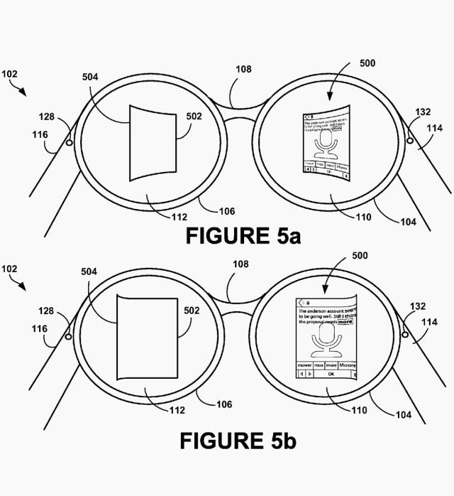 Google glass 2 patent