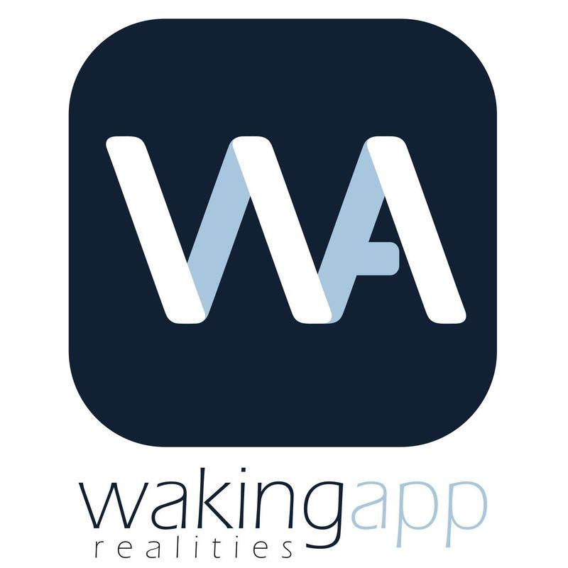 Wakingapp logo